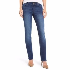 EUC Coco Curvy Straight Leg Jeans